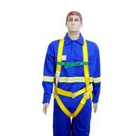 Cinto de Segurança Paraquedista Vitória Martins Amarelo 435-2