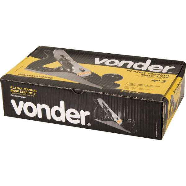 Plaina-Vonder-Base-Lisa-Nº-3