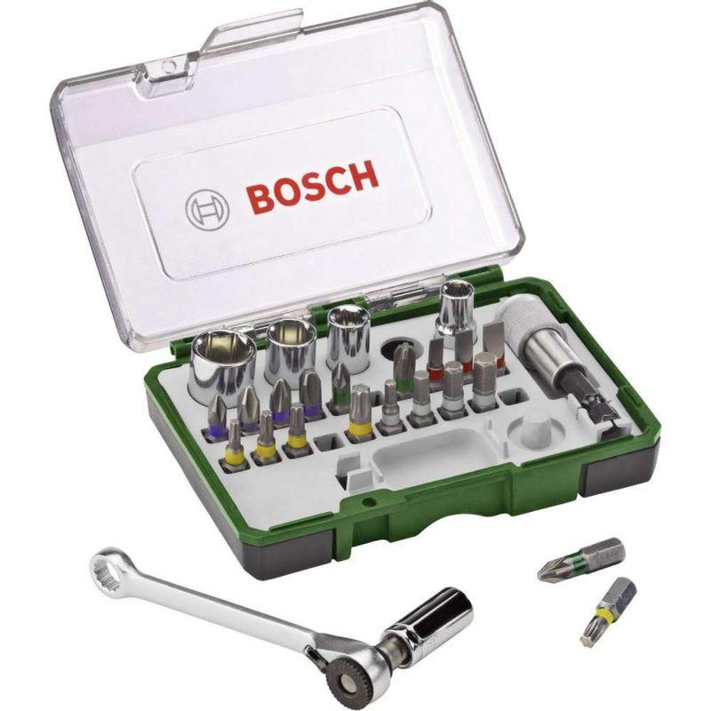 Kit-de-Pontas-e-Soquetes-Bosch-para-parafusar---27-unidades