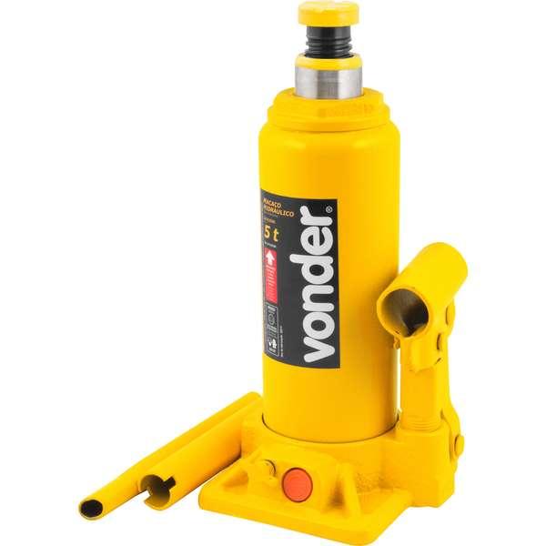 Macaco-Hidraulico-Vonder-Tipo-Garrafa-5-Toneladas--5-Tf-