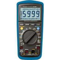 Multímetro Digital Minipa ET-1649 Cat III 1000V