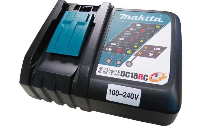 Carregador-de-Bateria-Makita-DC18RC-Bivolt