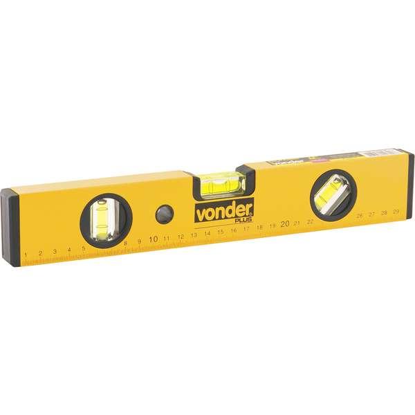 Nivel-de-Aluminio-Vonder-14--com-Base-Magnetica-Plus