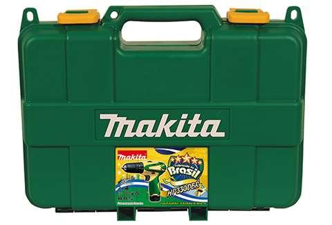 Parafusadeira-Furadeira-de-Impacto-a-Bateria-Makita-3-8--HP330DBR-12V---2-baterias---Carregador---Maleta-Acessorios
