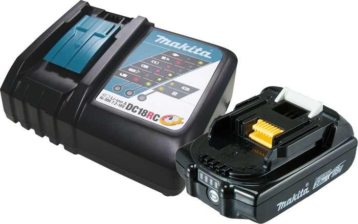 Parafusadeira-de-Impacto-a-Bateria-Makita-DTD152RAJ1-18V---2-baterias---Carregador---Maleta-MAK-PAC-Bit