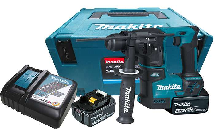 Martelete-Rotativo-Rompedor-a-Bateria-Makita-DHR171RTJ-18V