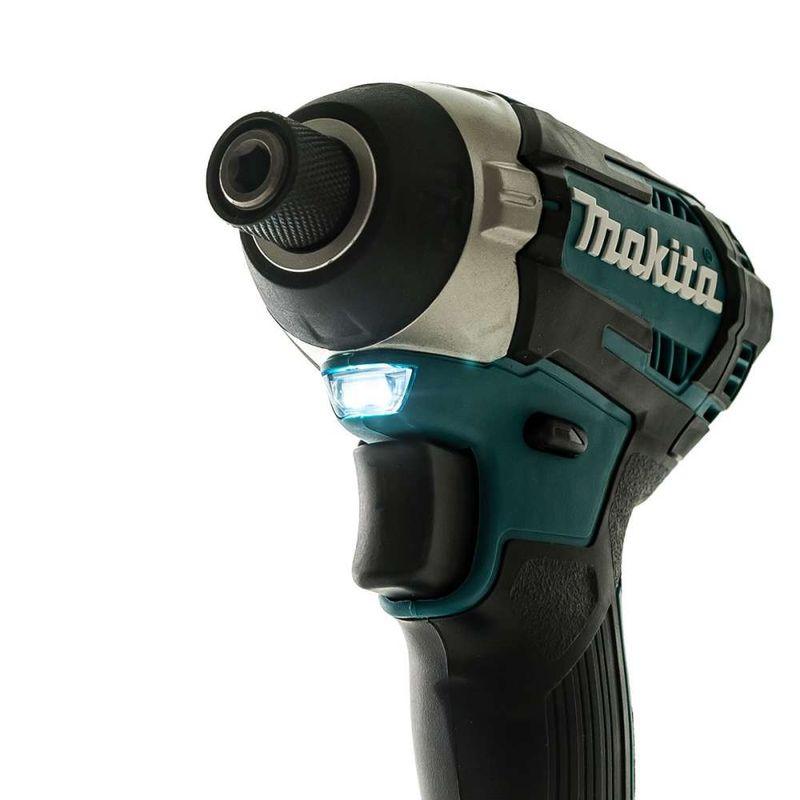 Parafusadeira-de-Impacto-a-Bateria-Makita-DTD154Z-18V--Sem-Bateria-Carregador-