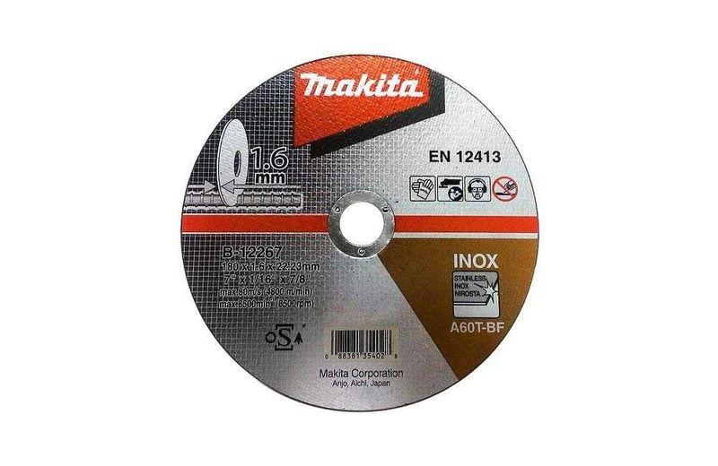 Disco-de-Corte-Makita-B-12267-180x1.6x22.23mm
