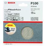 Disco-de-Lixa-Bosch-M480-Best-for-Wood---Paint-125mm-G100---5-unidades