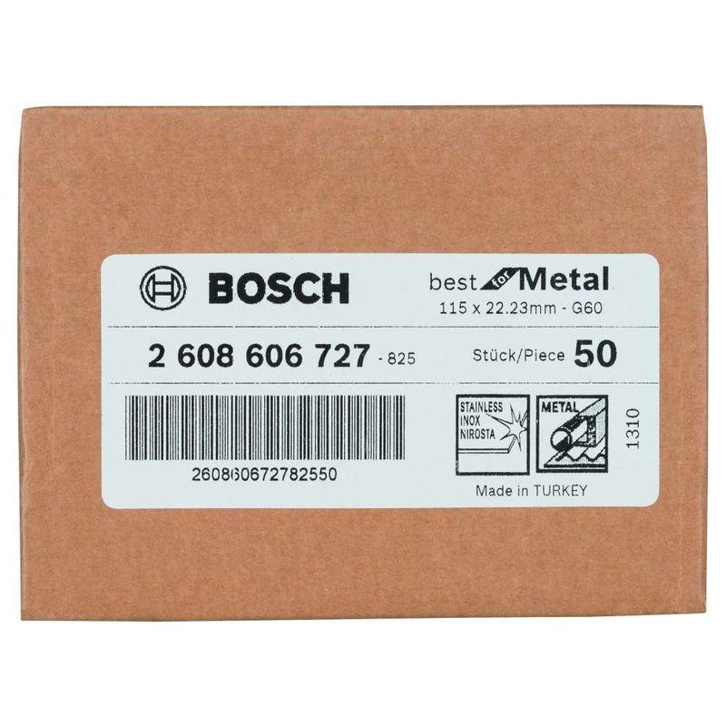 Disco-de-Lixa-em-Fibra-Bosch-R574-Best-for-Metal-115mm-G60
