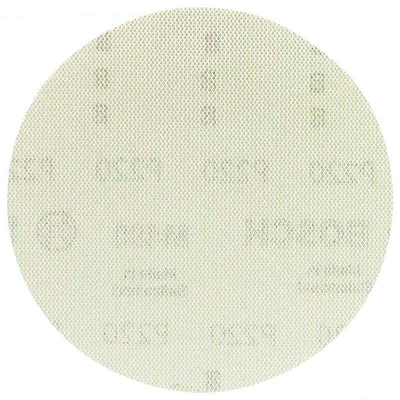 Disco-de-Lixa-Bosch-M480-Best-for-Wood---Paint-125mm-G220---5-unidades