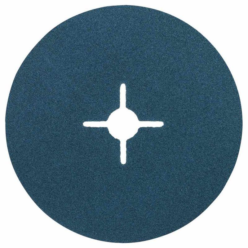 Disco-de-Lixa-em-Fibra-Bosch-R574-Best-for-Metal-180mm-G100