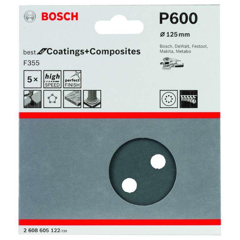 Disco-de-Lixa-Bosch-F355-Best-for-Coatings-andposites-125mm-G600---5-unidades