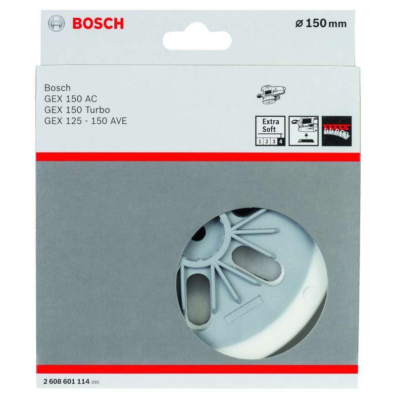 Prato-Autoaderente-para-Lixadeira-Excentrica-Bosch-extra-macio-150mm