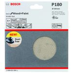 Disco-de-Lixa-Bosch-M480-Best-for-Wood---Paint-150mm-G180---5-unidades