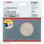 Disco-de-Lixa-Bosch-M480-Best-for-Wood---Paint-150mm-G220---5-unidades