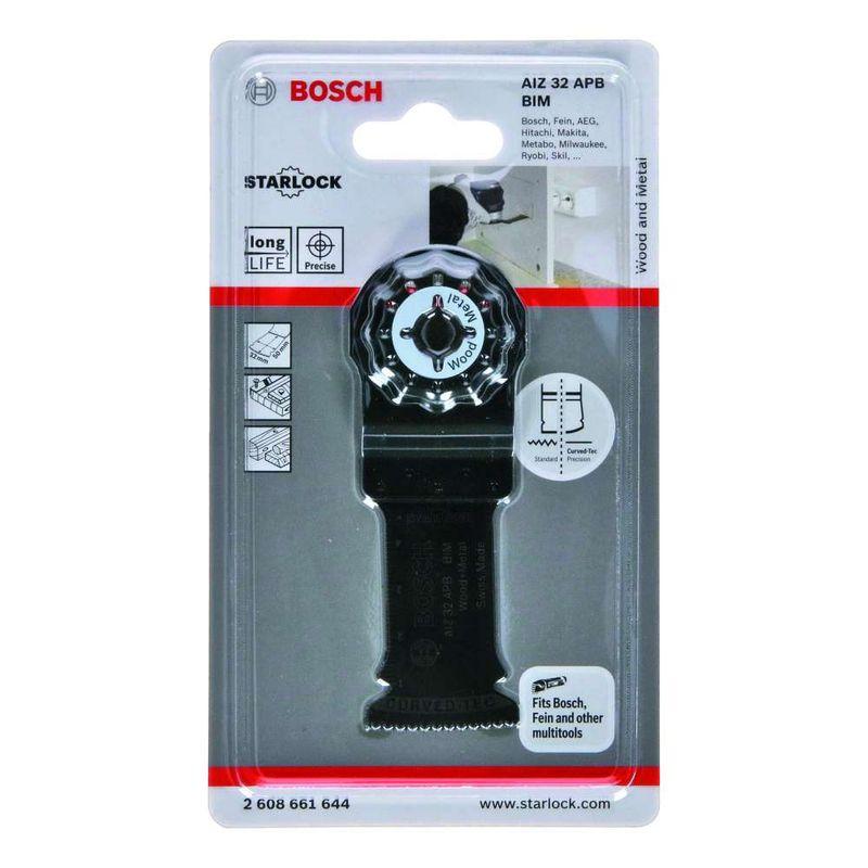 Lamina-de-serra-de-imersao-Bosch-para-multicortadora-BIM-AIZ-32-APB-Wood-and-Metal-50-x-32mm
