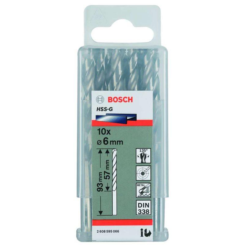 Broca-para-Metal-Bosch-Aco-Rapido-HSS-G-1-32----10-unidades
