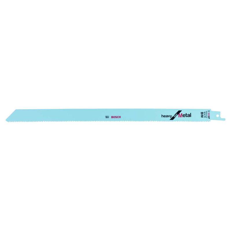 Lamina-de-serra-sabre-Bosch-S1225VF-Heavy-for-Metal---5-unidades