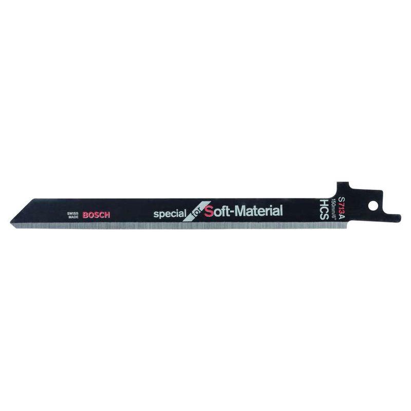 Lamina-de-serra-sabre-Bosch-S713A-Special-for-Soft-Material---2-unidades