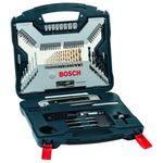 Kit-de-Pontas-e-Brocas-em-Titanio-Bosch-X-Line-para-parafusar-e-perfurar---100-unidades