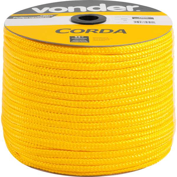 Corda-Multifilamento-Vonder-Trancada-10-mm-X-190-M-Amarela-Em-Carretel
