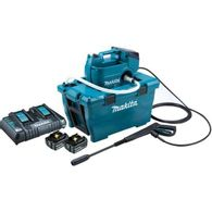 Lavadora de Alta Pressão a Bateria Makita DHW080PT2 18V 220V