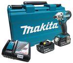 Parafusadeira-de-Impacto-a-Bateria-Makita-DTD156RFE-18V---2-baterias---Carregador---Maleta