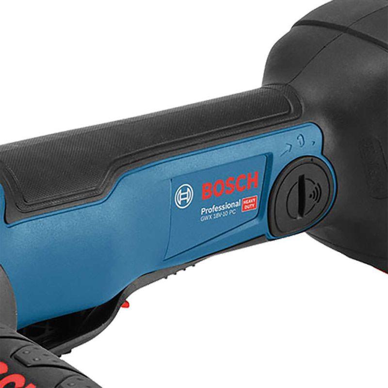 Esmerilhadeira-Angular-a-Bateria-Bosch-5--GWX-18V-10-PC-XLOCK-18V-sem-Bateria-e-sem-Carregador---Maleta-L-BOXX