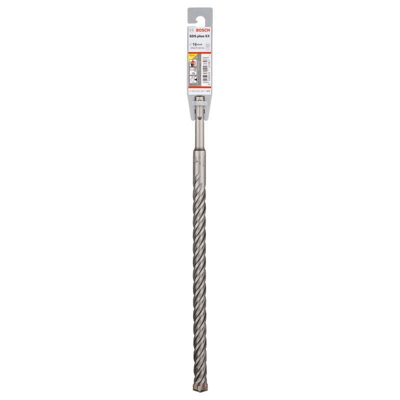 Broca-Bosch-SDS-plus-5X-para-concreto-Ø16-x-250-x-310mm