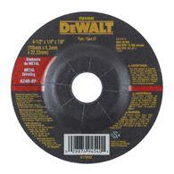 "Disco de Desbaste Dewalt 7/8"" DW44540 Metal 4.1/2"" X 6,3 mm"