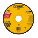 Disco-de-Corte-Fino-Dewalt-7-8--DW8062-AR-Metal---Inox-4.1-2--X-7-8--X-12-mm