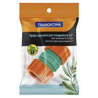 """Ligação Reparadora Tramontina em Plástico para Mangueira 1/2"""""""