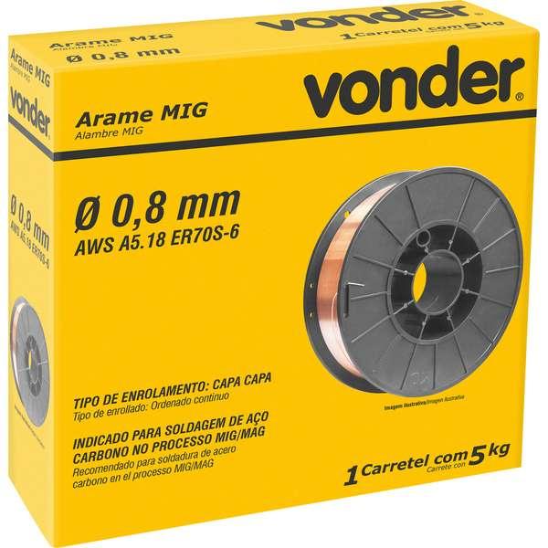 Arame-Mig-Vonder-08mm-5Kgs