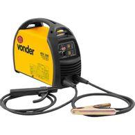 Inversor Para Solda Vonder com Eletrodo E Tig com Display Digital Bivolt Riv 166 Bivolt