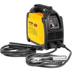 Inversor Para Solda Vonder com Eletrodo E Tig com Display Digital Bivolt Riv 136 Bivolt