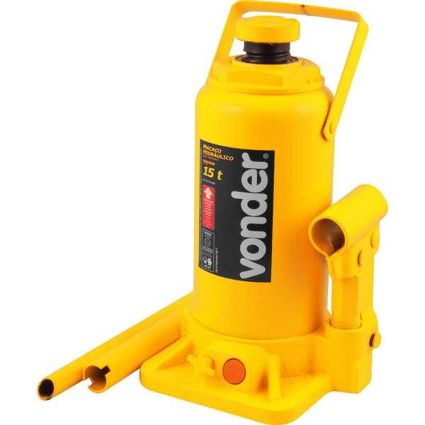 Macaco-Hidraulico-Vonder-Tipo-Garrafa-15-Toneladas--15-Tf-