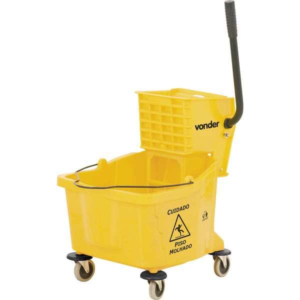 Carro-balde-para-Limpeza-Vonder-BEV-3200-com-espremedor