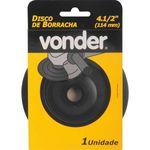 Disco-de-Borracha-Vonder-Para-Lixadeira-4.1-2--Flexivel-Perfil-Baixo