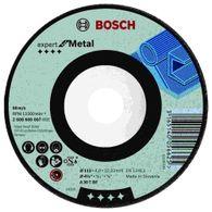 Disco de Desbaste Bosch V-Grinding 180x7,0mm Centro Deprimido