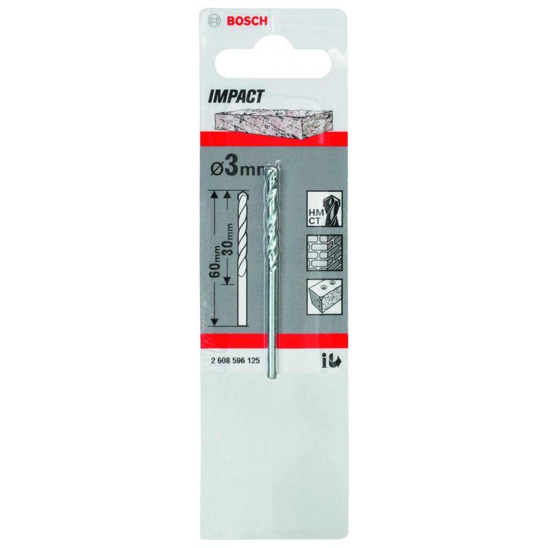Broca-Bosch-CYL-1-para-concreto-Ø3-x-30-x-60mm