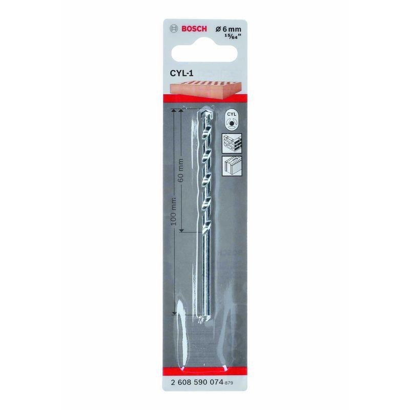 Broca-Bosch-CYL-1-para-concreto-Ø6-x-60-x-100mm