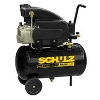 Compressor de Pistão Schulz Pratic Air CSI 8,5/25 110V