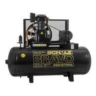 Compressor de Pistão Schulz Bravo CSL 20BR/200 220V/380V Trifásico