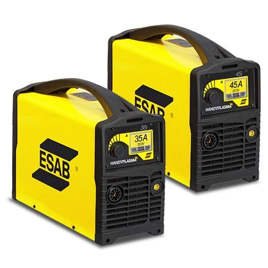 Maquina-de-Corte-Plasma-ESAB-HandyPlasma-35I-220V