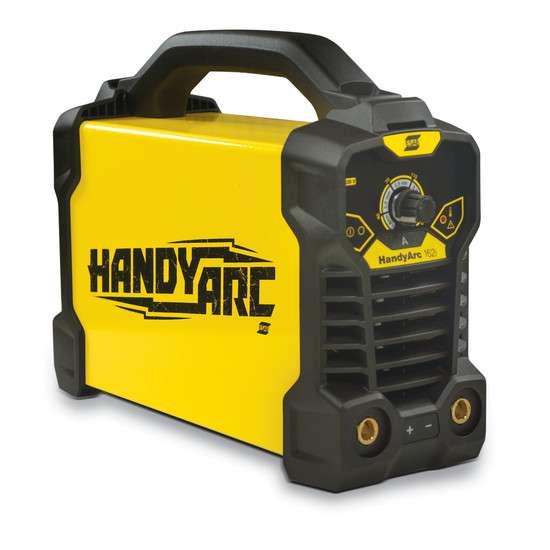 Maquina-de-Solda-Inversora-ESAB-HandyArc-142I-220V