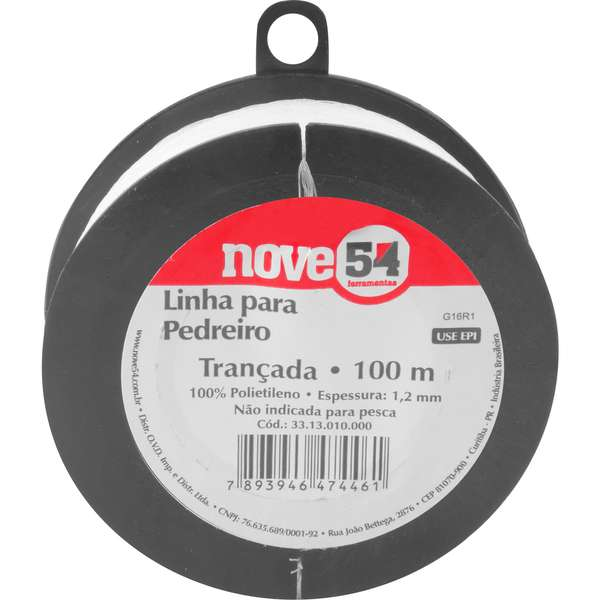 Linha-Nove54-Para-Pedreiro-Trancada-com-100m