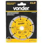 Disco-de-Corte-Diamantado-Vonder-110-mm-Segmentado-Xld