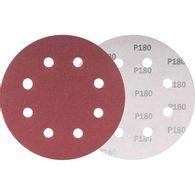 Disco de Lixa Vonder com 180mm Grão 180 Para A Lixadeira Lpv 750