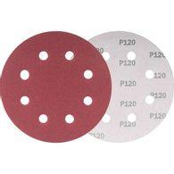 Disco de Lixa Vonder com 180mm Grão 120 Para A Lixadeira Lpv 750